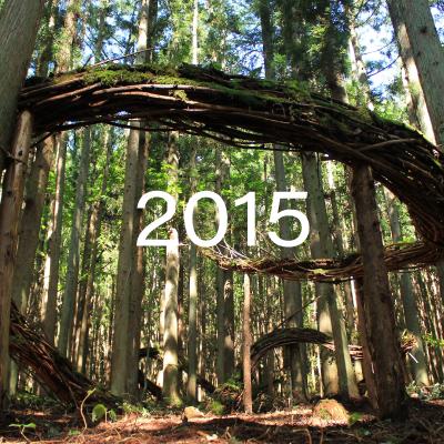 原始感覚美術祭2015 -水まつりうみSHINANO Primitive Sense Art Festival 2015 The birth of water ritual
