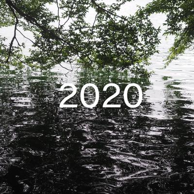 2020 山の清め、水の面 The purification of mountains, the mask of water